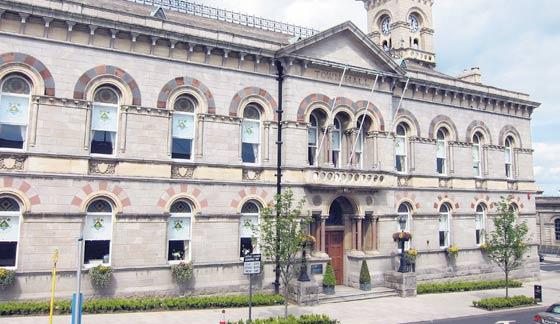 Dun Laoghaire Rathdown Budget 2014
