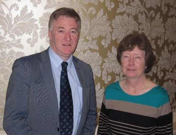 John Dolan, CEO of the Disability Federation of Ireland